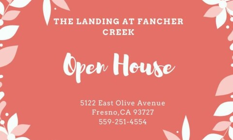 Apartments Near Fresno Pacific Landing at Fancher Creek Apartments for Fresno Pacific University Students in Fresno, CA