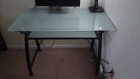 For Sale Student Desk, Chair, Lamp, Mouse