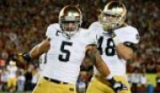 Notre Dame Finishes Undefeated Season