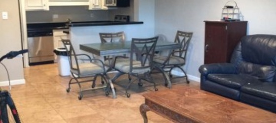 2 bedroom 2 bath Upgraded condo next to UTSW medical school /Parkland Hospital