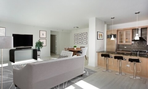 Apartments Near New York Chic & Luxurious 2 Bed, 2 Bth Residence in First Class Boutique Bldg. for New York Students in , NY