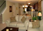 Three bedroom/three bath condo.