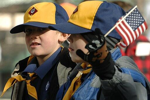 Cub Scout Pack 74 in Rapid City (2019110222)