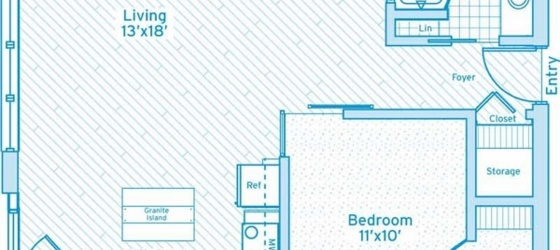 1 bedroom Minneapolis Central