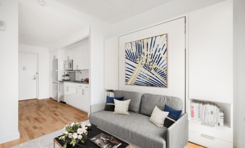 Apartments Near New York Caesura- 1108 (Furnished Studio 1BA) for New York Students in , NY