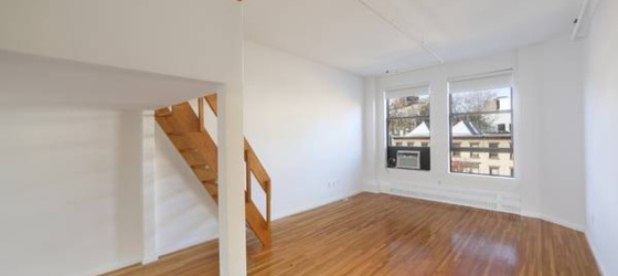 Ideal Greenwich Village location! Renovated Oversized Studio w/Lofted Sleeping Area at The Villager. NO FEE, OPEN HOUSE SAT 3-5