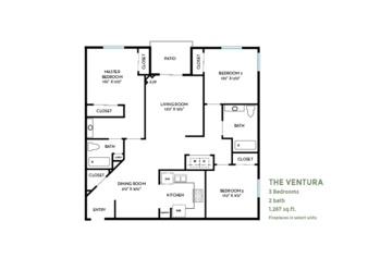 Costa Verde Village Off Campus San Diego Ca Housing College Rentals
