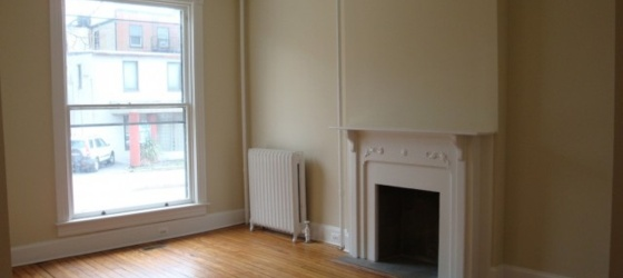 Charles Village 5 BR Historic & Cheap Gem (w/ central air)