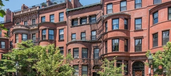 Luxury Furnished 1BR Sublet on Marlborough St.