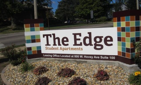 Apartments Near ISU The Edge on Hovey for Illinois State University Students in Normal, IL