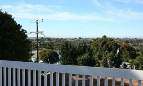 Apartments Near UCSD Linda Vista; Large,  Private, 1 Bedroom, ONE full Bath, Cottage,  ocean view, near USD for UC San Diego Students in La Jolla, CA