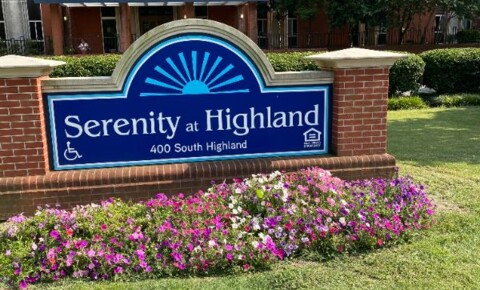 Apartments Near U of M 400 S Highland St for University of Memphis Students in Memphis, TN