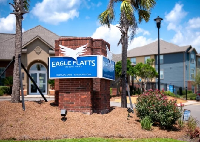 Eagle Flatts Off Campus Southern Miss Housing College Rentals