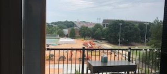 Luxury Apartments with Views of Clemson University Campus!