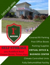 1st Defense Self Storage