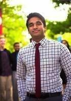 Kishore P. - Experienced Tutor in Geometry, Algebra 2 and Algebra 1
